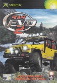4X4 Evo 2 Box Art