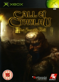 Call of Cthulhu: Dark Corners of the Earth Box Art