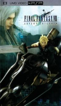 Final Fantasy VII: Advent Children [ES] Box Art