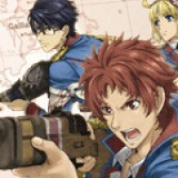 Valkyria Chronicles 2 Box Art