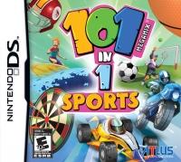 101-In-1 Sports Megamix Box Art