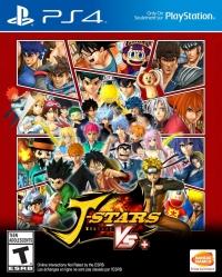 J-Stars Victory Vs+ Box Art