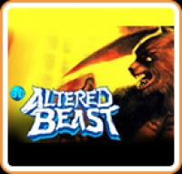 3D Altered Beast Box Art
