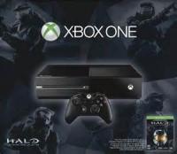 Microsoft Xbox One - Halo: The Master Chief Collection (black) [NA] Box Art