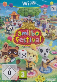 Animal Crossing: Amiibo Festival Box Art