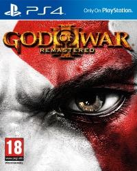 God of War III: Remastered Box Art