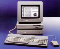 Atari Mega ST4 Box Art