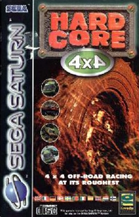 Hardcore 4x4 Box Art