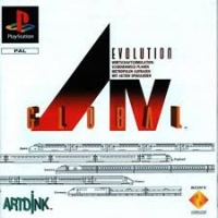 A.IV EVOLUTION GLOBAL Box Art