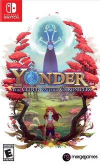 Yonder: The Cloud Catcher Chronicles Box Art