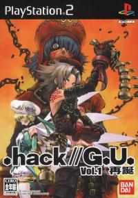 .hack//G.U. Vol.1: Saitan Box Art