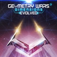 Geometry Wars 3: Dimensions Evolved Box Art