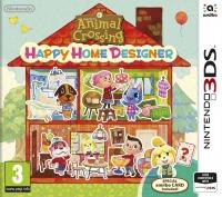 Animal Crossing: Happy Home Designer Box Art
