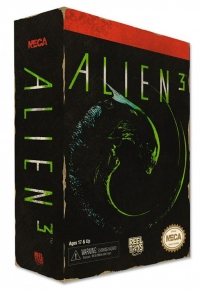 Alien 3 - Classic Video Game Appearance - Dog Alien Box Art