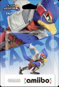 Falco - Super Smash Bros. Box Art