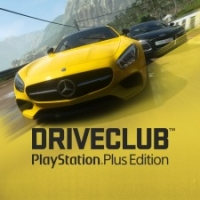DRIVECLUB PS+ Edition Box Art