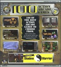 100 Action Arcade Games: Vol.2 Box Art
