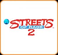 3D Streets of Rage 2 Box Art