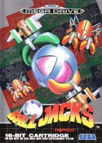 Ball Jacks Box Art