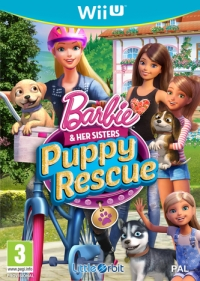 Barbie & Her Sisters: Puppy Rescue Box Art