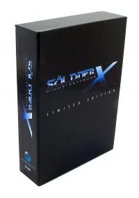 Söldner-X: Himmelsstürmer - Limited Edition Box Art