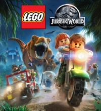 LEGO: Jurassic World Box Art