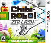 Chibi-Robo!: Zip-Lash Box Art