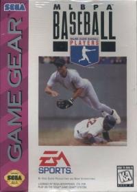 MLBPA Baseball Box Art