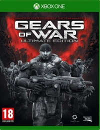 Gears of War - Ultimate Edition Box Art