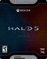 Halo 5: Guardians - Limited Edition Box Art