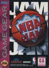 NBA Jam Box Art