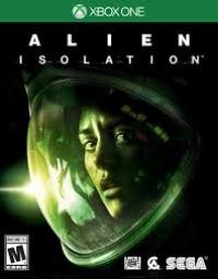 Alien: Isolation Box Art