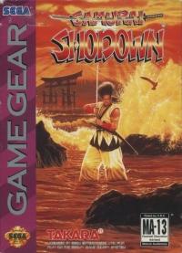 Samurai Shodown Box Art
