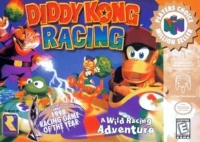 Diddy Kong Racing - Players Choice Box Art