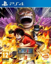 One Piece Pirate Warriors 3 Box Art