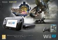 Nintendo Wii U - Monster Hunter 3 Ultimate Premium Pack Box Art