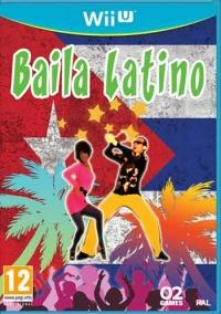 Baila Latino Box Art