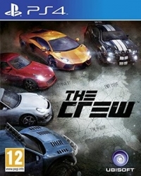 Crew, The Box Art