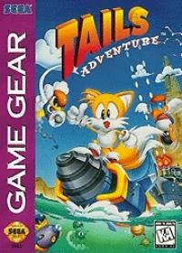 Tails Adventure Box Art
