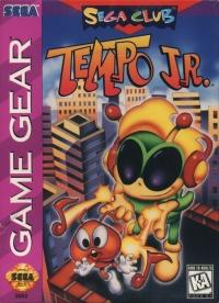 Tempo Jr. Box Art