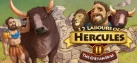 12 Labours of Hercules II: The Cretan Bull Box Art