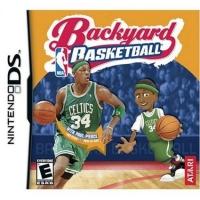 Backyard Basketball Box Art