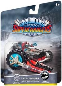 Crypt Crusher - Skylanders: SuperChargers [NA] Box Art