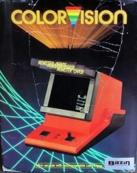Colorvision Box Art