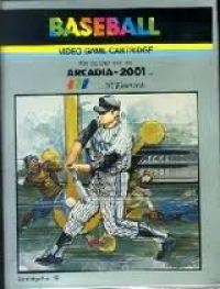Baseball Box Art