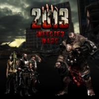 2013: Infected Wars Box Art