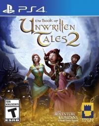 Book of Unwritten Tales 2, The Box Art