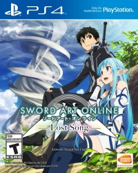 Sword Art Online: Lost Song Box Art