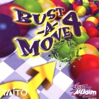 Bust-a-Move 4 Box Art