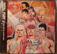 Fatal Fury 2 Box Art
